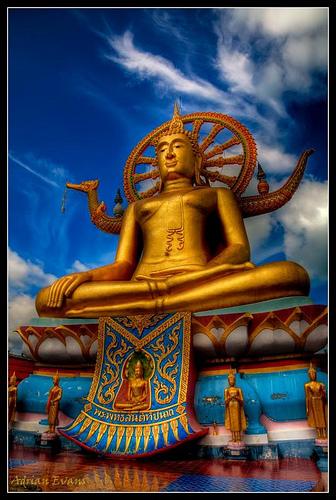 Big Buddha, Koh Samui - Bo Phut