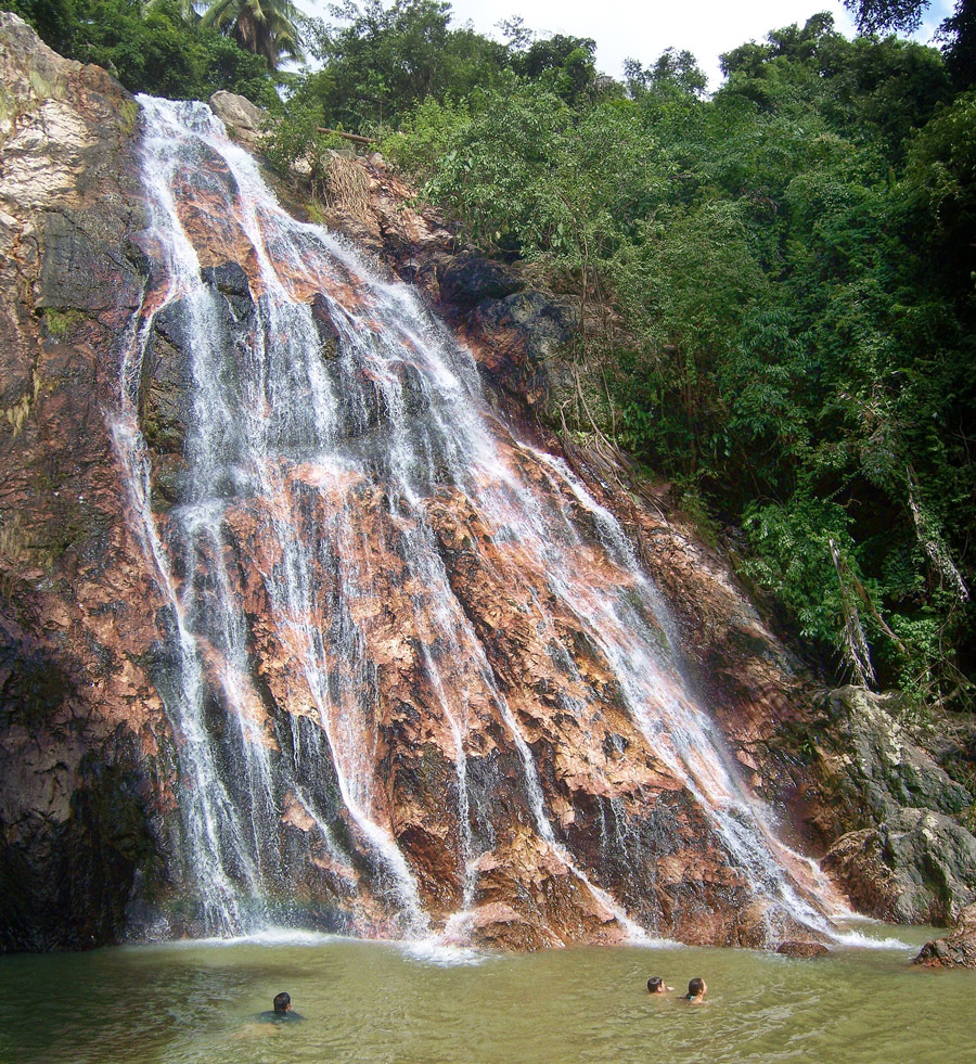 Nam Tok Na Muang - Koh Samui Waterfall