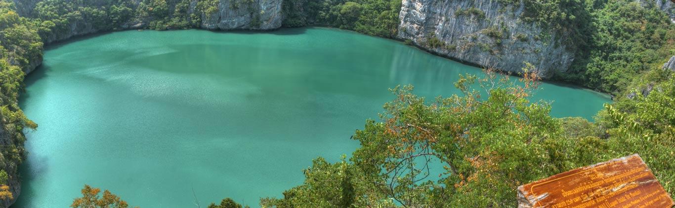 Angthong Lagoon