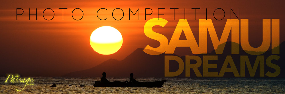 Samui Dreams Photography Contest